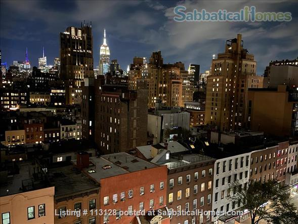 West Village Gem with Empire State Building/Manhattan Views!  Short and Long-Term Rental!  Home Rental in New York, New York, United States 8
