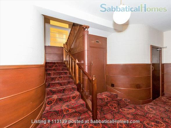 Melrose,  Art Deco apartment on Sydney Harbour, Sydney central Home Rental in Elizabeth Bay, NSW, Australia 0
