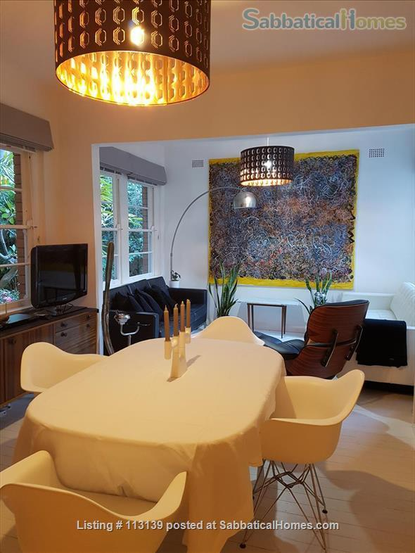 Melrose,  Art Deco apartment on Sydney Harbour, Sydney central Home Rental in Elizabeth Bay, NSW, Australia 4
