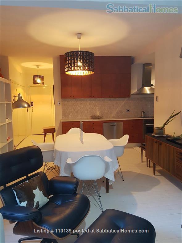 Melrose,  Art Deco apartment on Sydney Harbour, Sydney central Home Rental in Elizabeth Bay, NSW, Australia 5