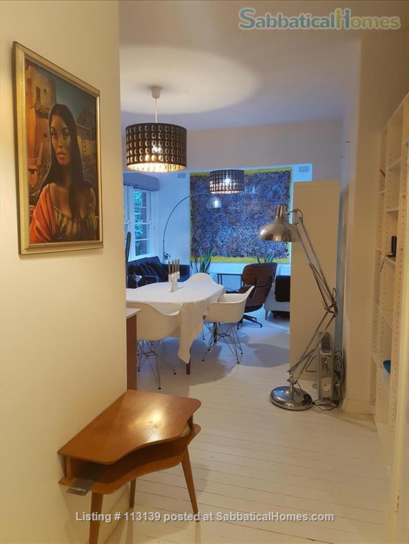 Melrose,  Art Deco apartment on Sydney Harbour, Sydney central Home Rental in Elizabeth Bay, NSW, Australia 8