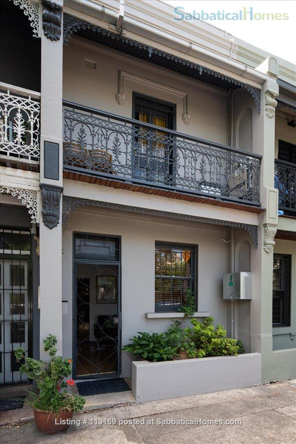 Newly renovated quiet house and garden near the city Home Rental in Erskineville, New South Wales, Australia 9