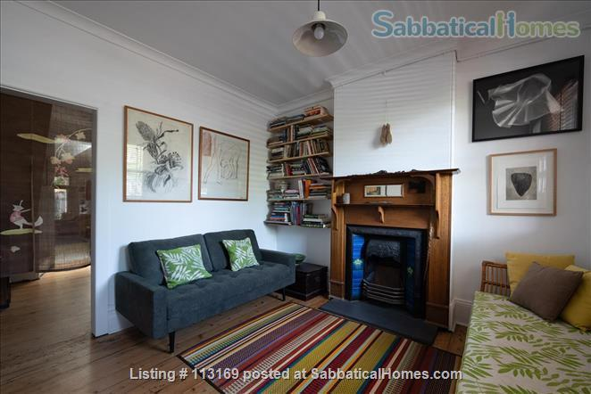Newly renovated quiet house and garden near the city Home Rental in Erskineville, New South Wales, Australia 1