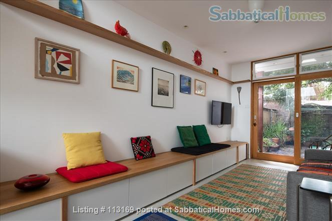 Newly renovated quiet house and garden near the city Home Rental in Erskineville, New South Wales, Australia 0