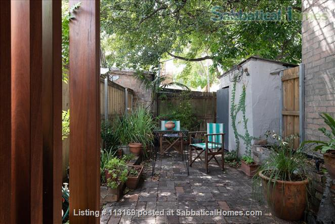 Newly renovated quiet house and garden near the city Home Rental in Erskineville, New South Wales, Australia 3