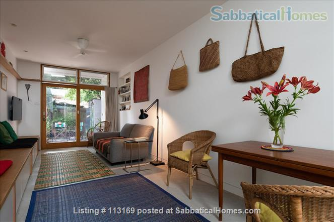 Newly renovated quiet house and garden near the city Home Rental in Erskineville, New South Wales, Australia 4