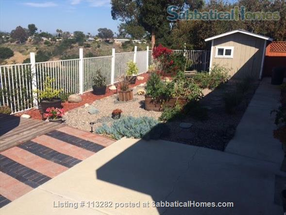 CANYON HOUSE NEAR UCSD Home Rental in San Diego, California, United States 0