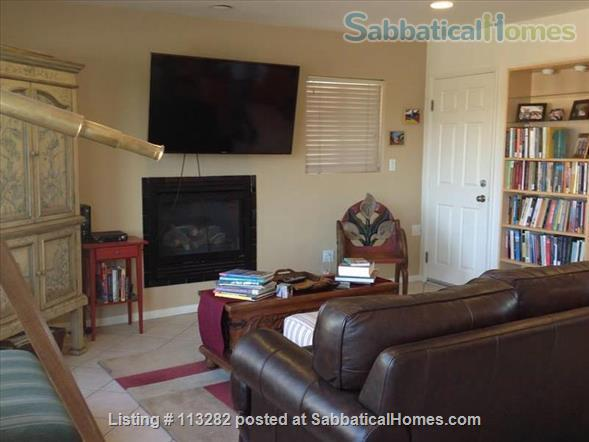 CANYON HOUSE NEAR UCSD Home Rental in San Diego, California, United States 6