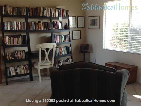 CANYON HOUSE NEAR UCSD Home Rental in San Diego, California, United States 7