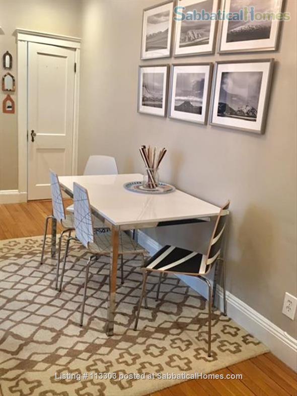 Short Term Rental - Nice 1 bed Condo near BC/BU Harvard Med/Boston Home Rental in Boston, Massachusetts, United States 2