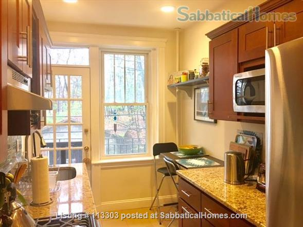 Short Term Rental - Nice 1 bed Condo near BC/BU Harvard Med/Boston Home Rental in Boston, Massachusetts, United States 3