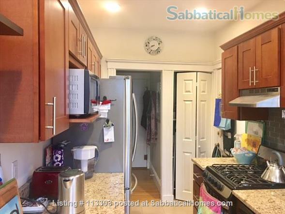 Short Term Rental - Nice 1 bed Condo near BC/BU Harvard Med/Boston Home Rental in Boston, Massachusetts, United States 4