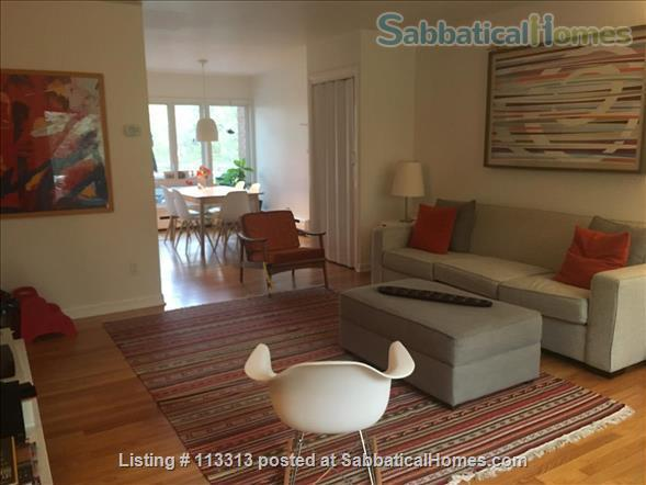 Fully-Furnished Townhouse in Spring Glen, Hamden - within the Spring Glen School District, mins from  Yale University Home Rental in Hamden, Connecticut, United States 1
