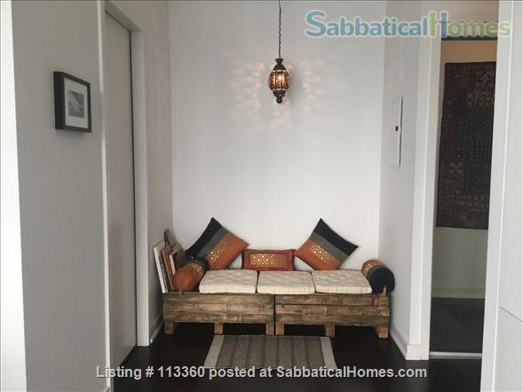 Elegant apartment with lake and city view near U of T & hospitals Home Rental in Toronto, Ontario, Canada 3
