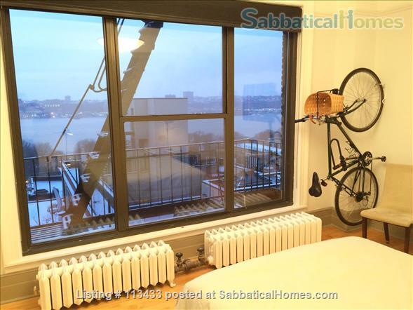 Upper West Side Apt. With Stunning River Views Home Rental in New York, New York, United States 4