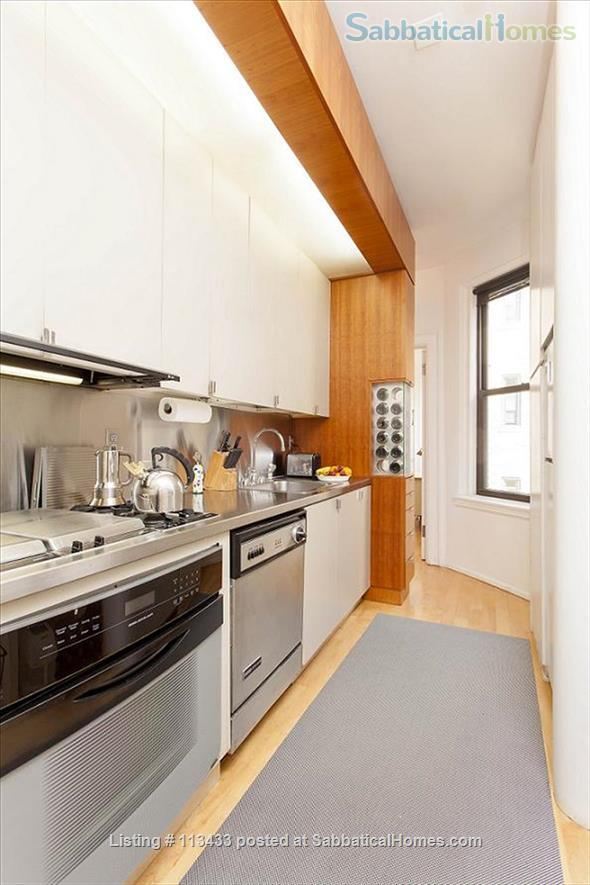 Upper West Side Apt. With Stunning River Views Home Rental in New York, New York, United States 8