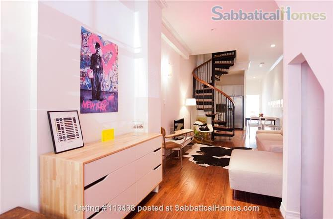 MANHATTAN - 15 min walk to Columbia University - 2 bed/2 Bath -  backyard  Home Rental in New York, New York, United States 1