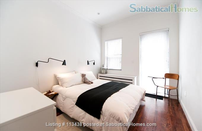 MANHATTAN - 15 min walk to Columbia University - 2 bed/2 Bath -  backyard  Home Rental in New York, New York, United States 2