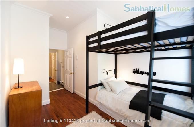 MANHATTAN - 15 min walk to Columbia University - 2 bed/2 Bath -  backyard  Home Rental in New York, New York, United States 5