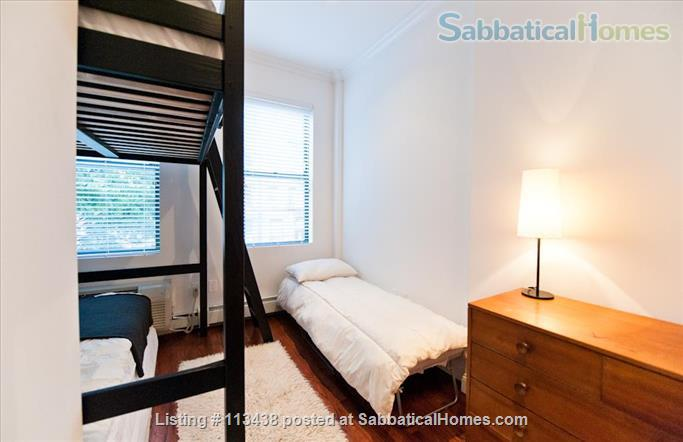MANHATTAN - 15 min walk to Columbia University - 2 bed/2 Bath -  backyard  Home Rental in New York, New York, United States 6