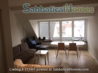 Apartment in central historical Ghent Home Rental in Ghent, Vlaanderen, Belgium 7