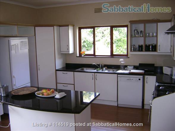 Bordering UCT campus, spacious, comfortable, secure, family home. Home Rental in Cape Town, WC, South Africa 2
