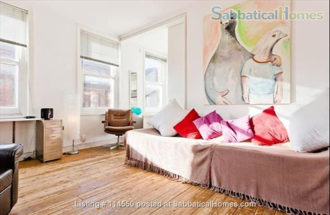 Cool Loft-Style Central London Home Home Rental in Greater London, England, United Kingdom 0