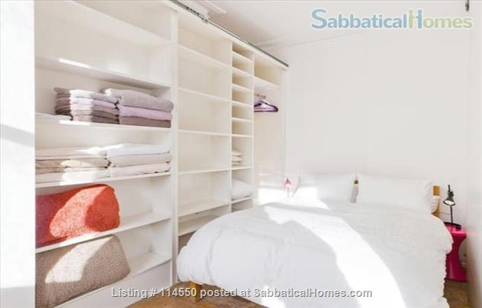 Cool Loft-Style Central London Home Home Rental in Greater London, England, United Kingdom 3