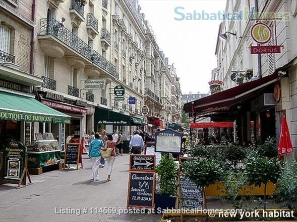 Paris in style : 1000 sq. ft Artist duplex in Montparnasse landmark building. Home Rental in Paris, Île-de-France, France 9