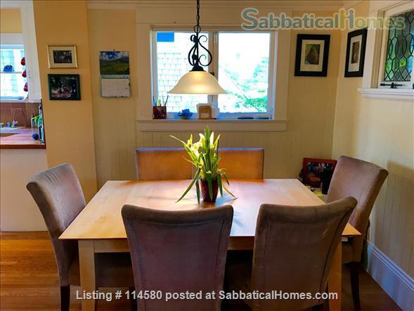 Berkeley Hills Craftsman with stunning bay views, close to campus Home Rental in Berkeley, California, United States 3