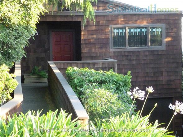 Gorgeous Hilltop Sanctuary Home Rental in Kensington, California, United States 1