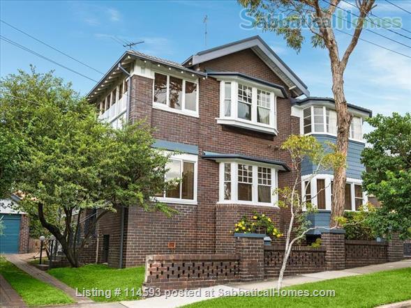 Mears Avenue - 3 Bedroom + sunroom apartment Home Rental in Randwick, NSW, Australia 1
