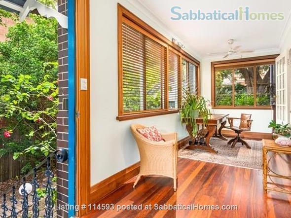 Mears Avenue - 3 Bedroom + sunroom apartment Home Rental in Randwick, NSW, Australia 3