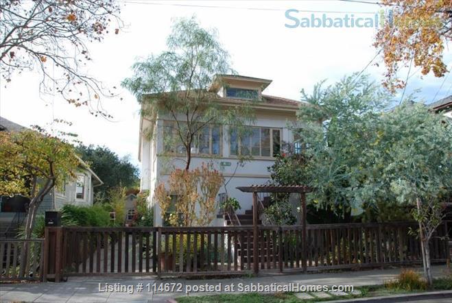 SUNNY CONVENIENT  BERKELEY APARTMENT  Home Rental in Berkeley 9