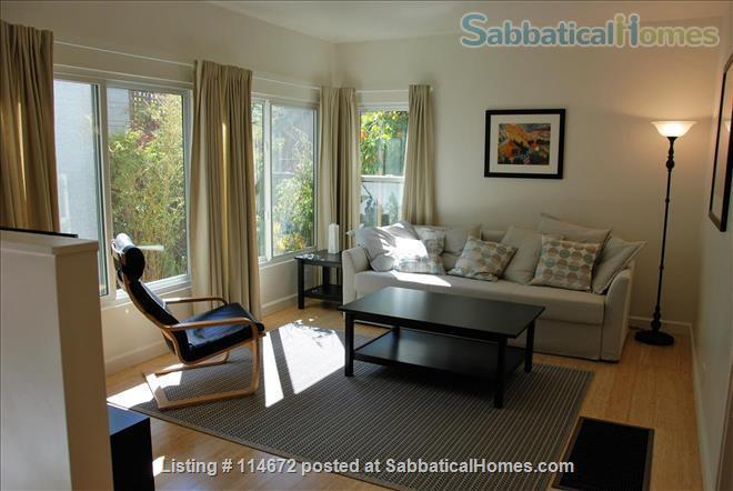 SUNNY CONVENIENT  BERKELEY APARTMENT  Home Rental in Berkeley 1
