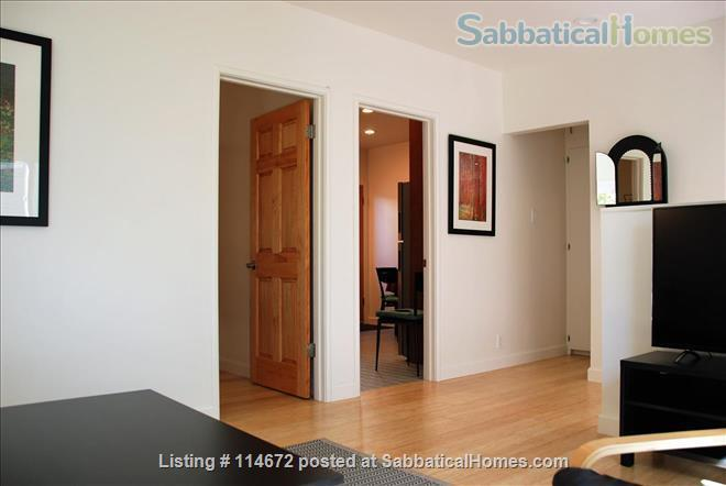 SUNNY CONVENIENT  BERKELEY APARTMENT  Home Rental in Berkeley 0