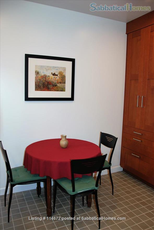 SUNNY CONVENIENT  BERKELEY APARTMENT  Home Rental in Berkeley 7