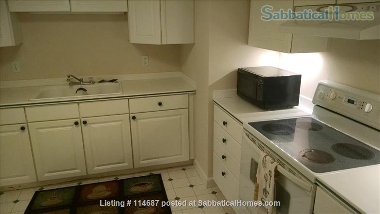 Furnished apartment in quiet, wooded neighborhood near UNC Home Rental in Chapel Hill, North Carolina, United States 2