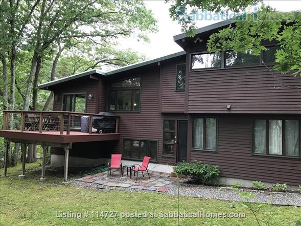 Newly furnished & built 2 BR in-law apt w/utilities and Wifi in lux. home in Winchester, Ma. Home Rental in Winchester, Massachusetts, United States 9