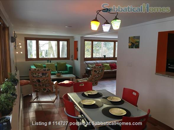 Newly furnished & built 2 BR in-law apt w/utilities and Wifi in lux. home in Winchester, Ma. Home Rental in Winchester, Massachusetts, United States 1