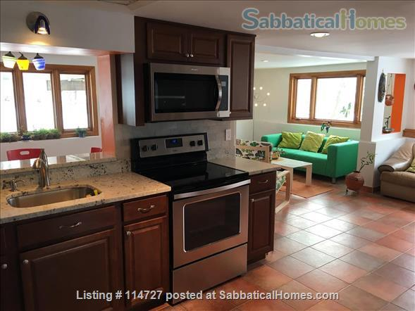 Newly furnished & built 2 BR in-law apt w/utilities and Wifi in lux. home in Winchester, Ma. Home Rental in Winchester, Massachusetts, United States 2
