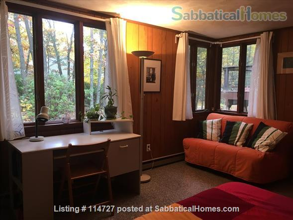 Newly furnished & built 2 BR in-law apt w/utilities and Wifi in lux. home in Winchester, Ma. Home Rental in Winchester, Massachusetts, United States 5