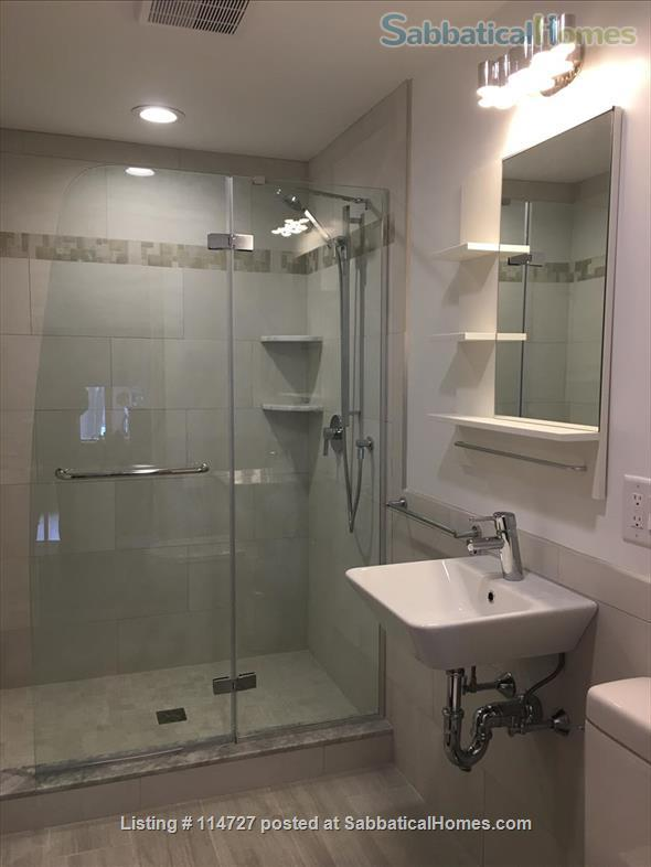 Newly furnished & built 2 BR in-law apt w/utilities and Wifi in lux. home in Winchester, Ma. Home Rental in Winchester, Massachusetts, United States 6