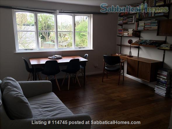 Stylish well-connected 1BD flat Home Rental in Greater London, England, United Kingdom 2