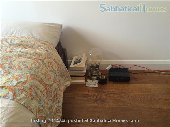 Stylish well-connected 1BD flat Home Rental in Greater London, England, United Kingdom 5