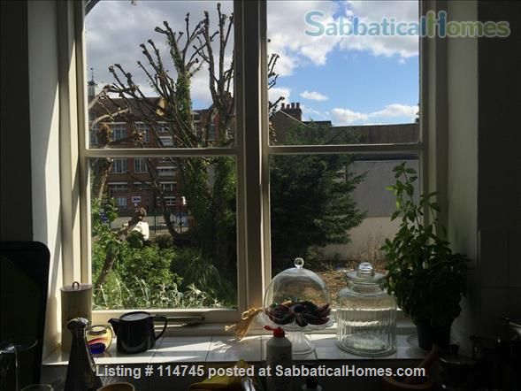 Stylish well-connected 1BD flat Home Rental in Greater London, England, United Kingdom 7