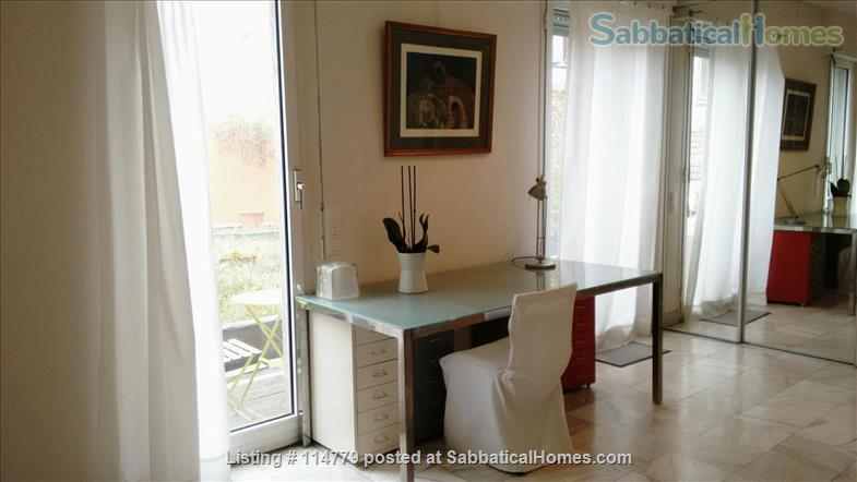 Flat 2 beds 60m2 with garden and terrace Home Rental in Paris, Île-de-France, France 5