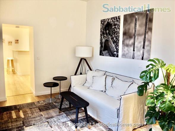 Furnished 2 bedroom in the heart of Paris Home Rental in Paris, IDF, France 1
