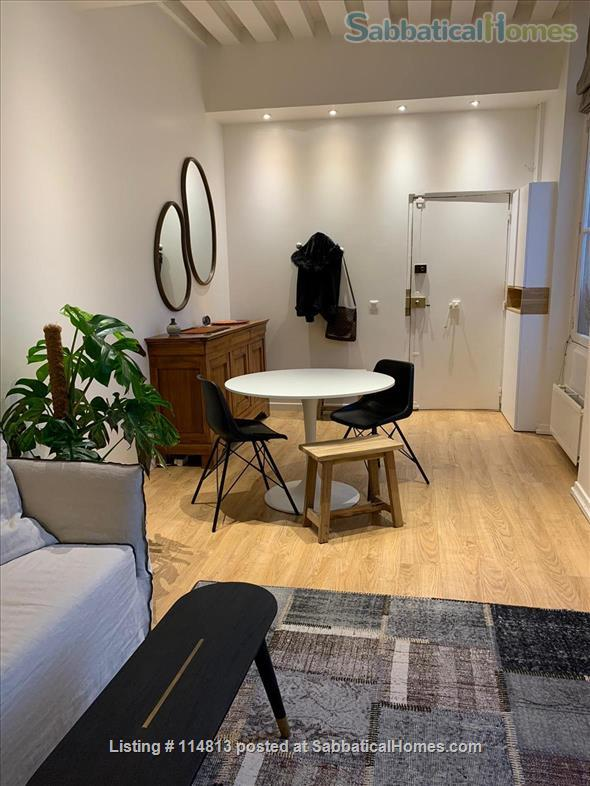 Furnished 2 bedroom in the heart of Paris Home Rental in Paris, IDF, France 0