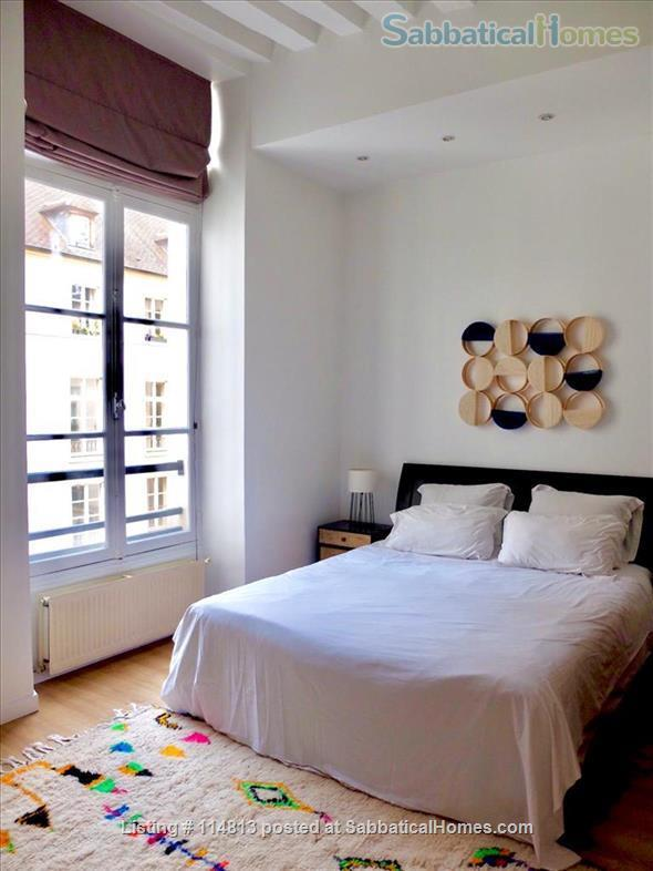 Furnished 2 bedroom in the heart of Paris Home Rental in Paris, IDF, France 2